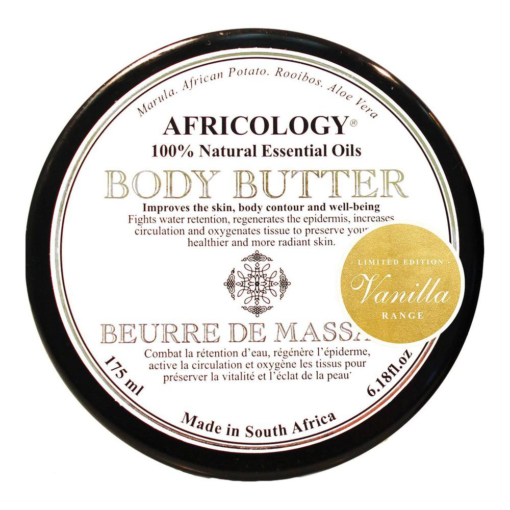 VANILLA BODY BUTTER          175 ML